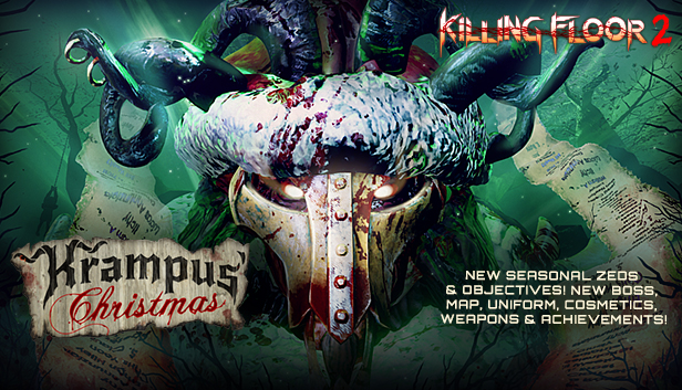 Welcome to a Krampus Christmas