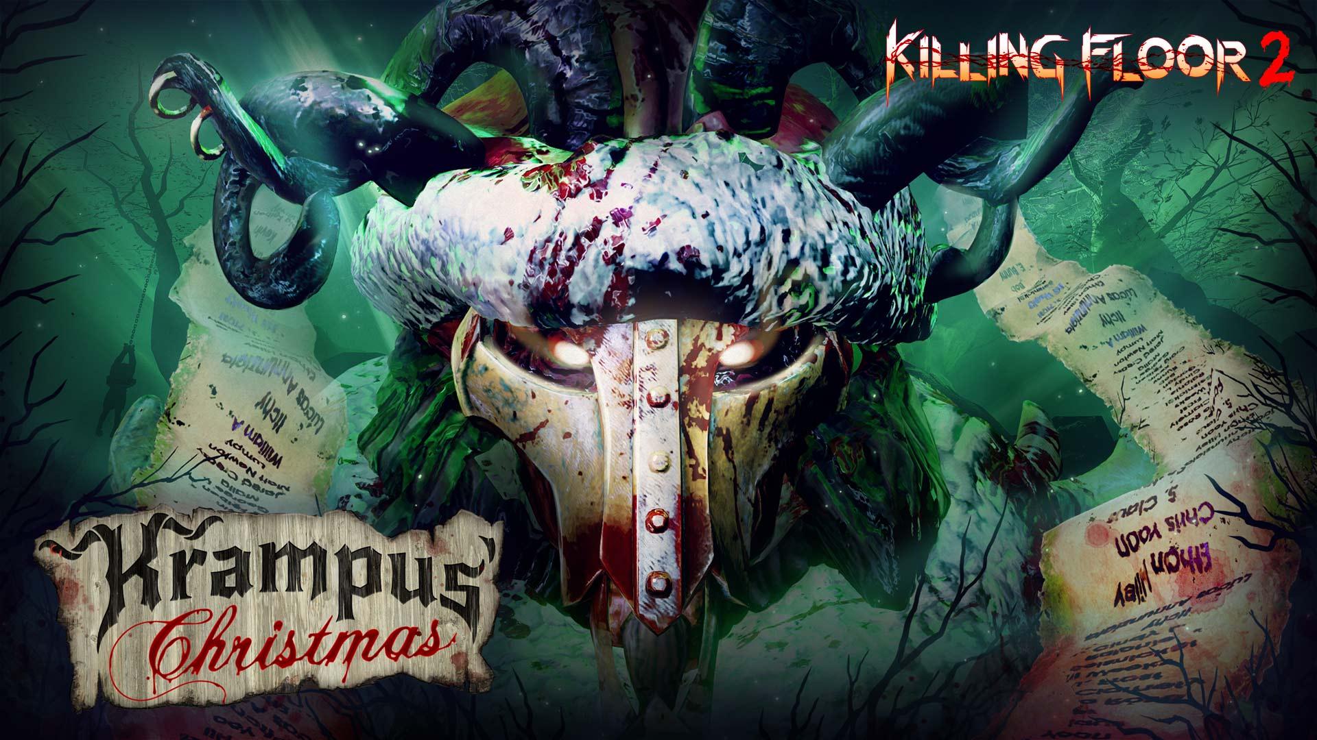 Killing Floor 2: Krampus Christmas Seasonal Event Arrives Today!
