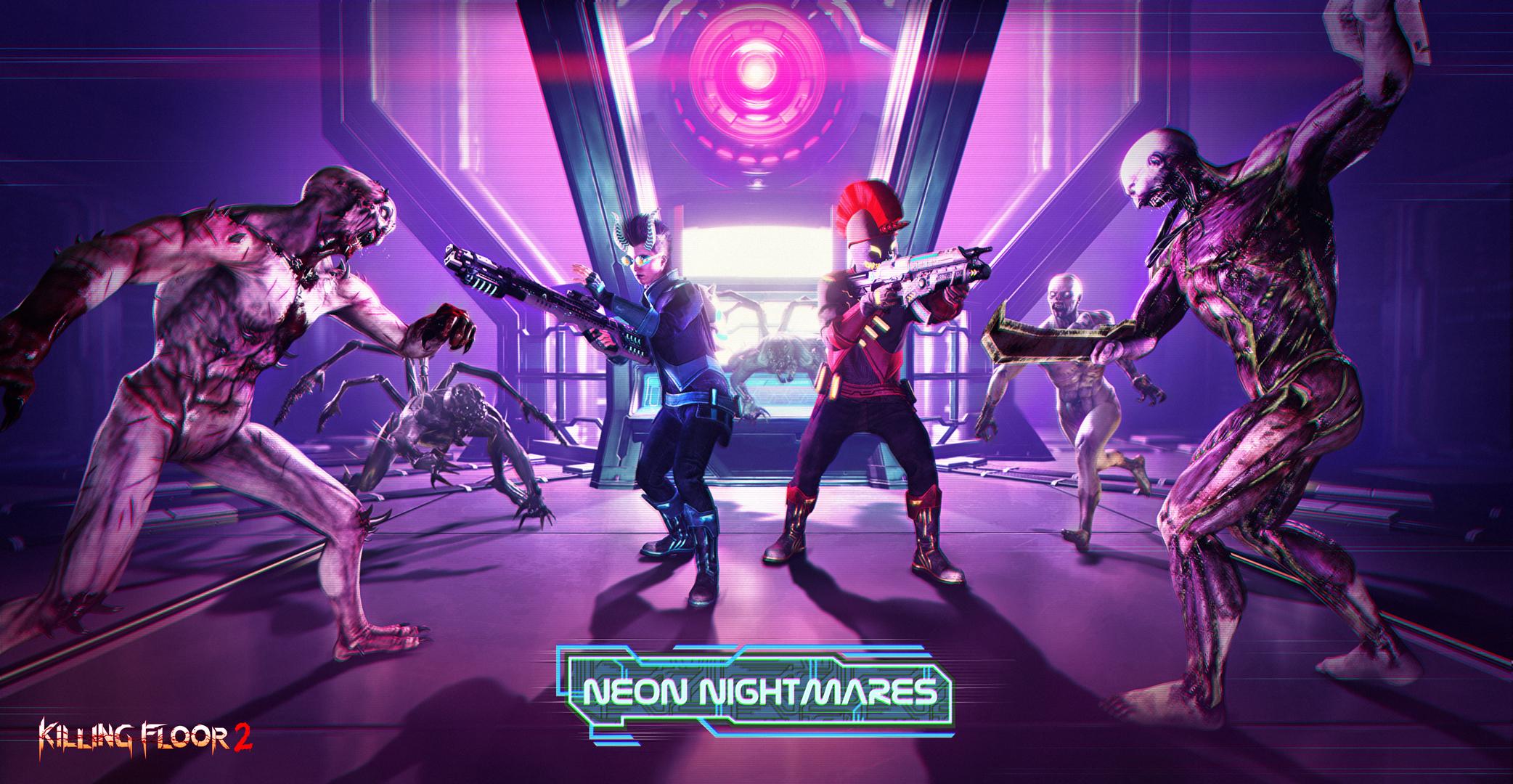 Neon Nightmares