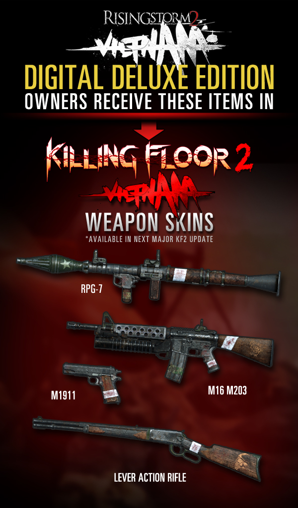 And if you missed the recent blast from the past there are some new weapon skins that are also making their way into the field.  sc 1 st  News - All News & News - All News