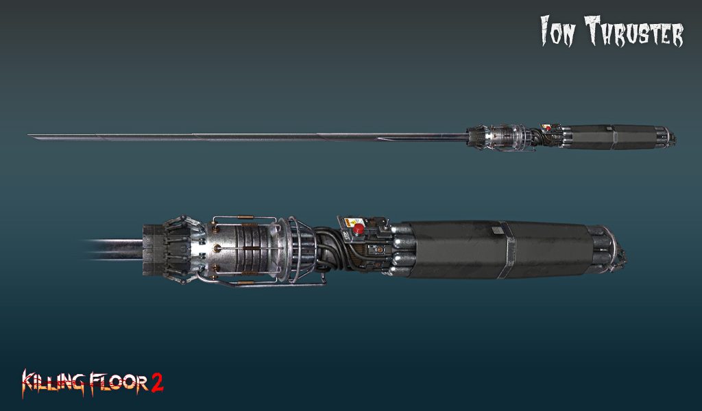 Обновление Grim Treatments для Killing Floor 2 теперь доступно