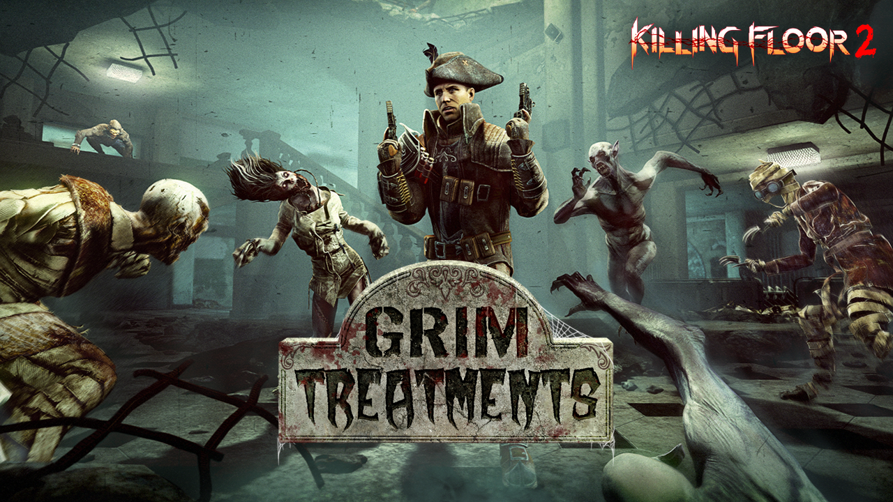 Grim Treatments Hotfix is Live
